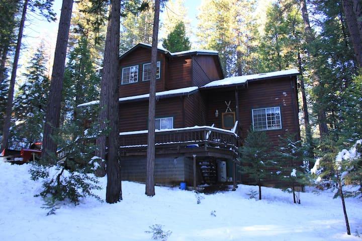4 BED 2.5 BA for 12 near Snowflake - Arnold - Ev