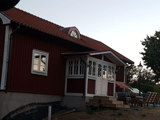 Mysigt boende i Söderåkra