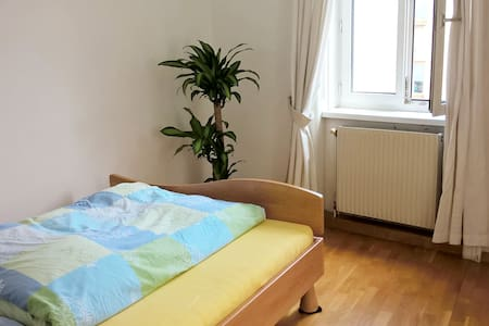 central location in a typical Vienna Apartment - Lakás