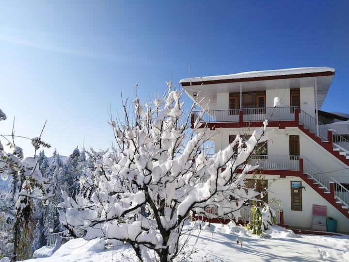 3 Bedroom nature Stay | Tranquil| shimla