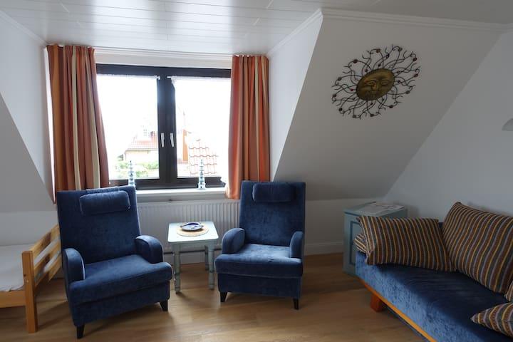 Gemütliches Apartment in Strandnähe (Nr. 4)