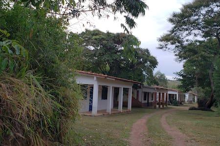 Casa em Vila da Fazenda no campo - Sul de Minas