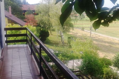 Apartmant in nature next to Zagreb - Blaškovec