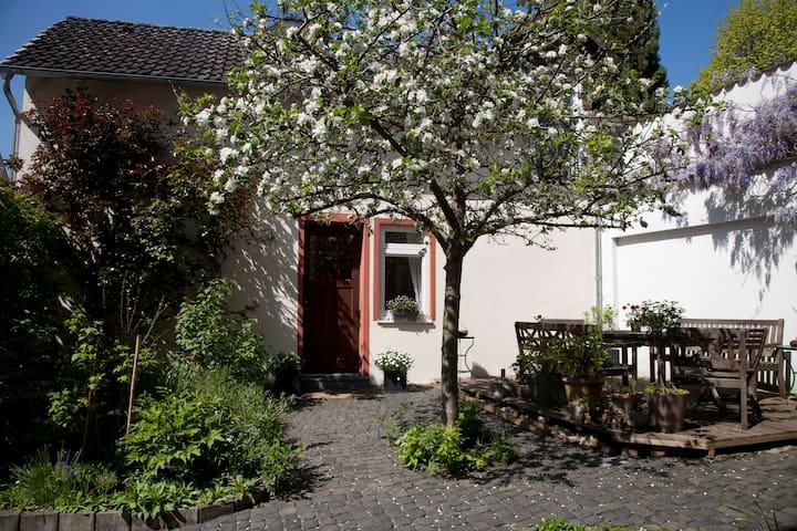 Altstadthäuschen in Schlossnähe - Bad Homburg - House