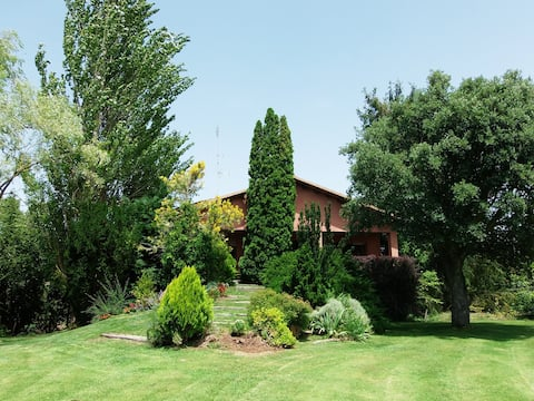 Rustic Mountain Villa in Prades
