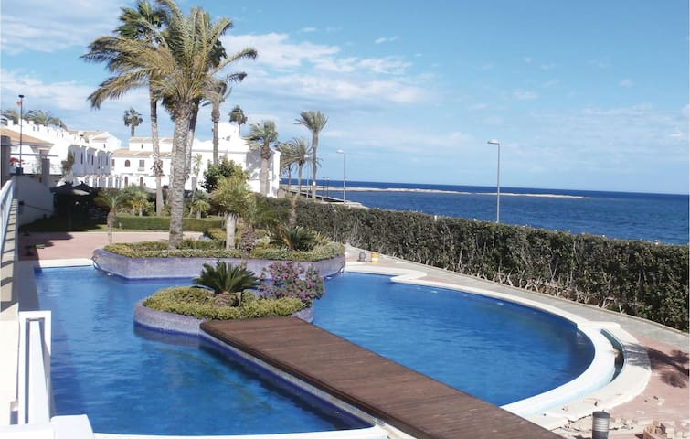 Holiday apartment with 2 bedrooms on 70m² in San Javier