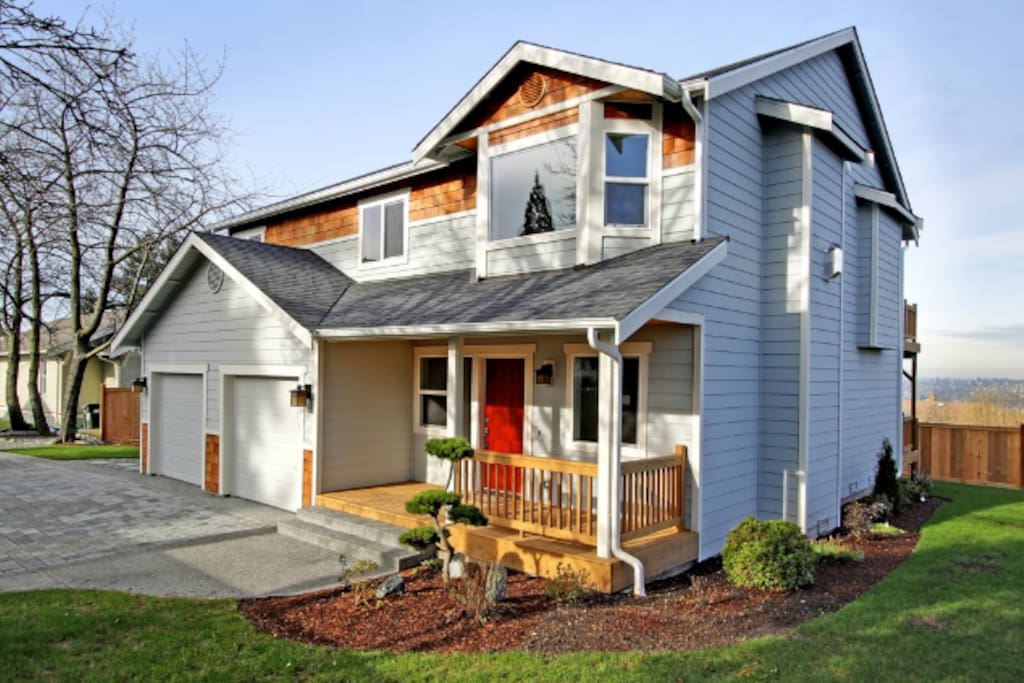Quiet Clean Room In A True Seattle Neighborhood Houses For Rent In Seattle Washington