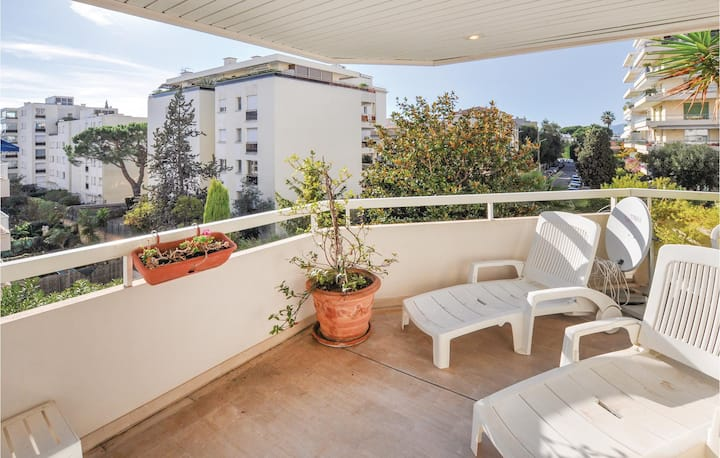 Holiday apartment with 1 room on 36m² in Cannes