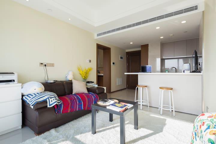 Invincible sea view apartment - Xiamen - Serviced flat