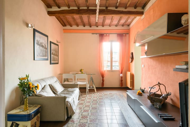 Penthouse behind Piazza del Campo - Siena - Apartment