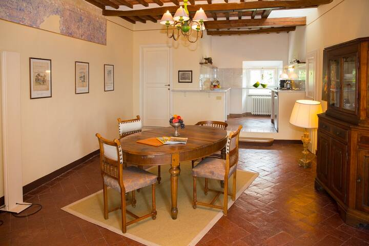 Relax and unwind in Toscana - Buggiano Castello - Appartement