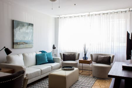 Gorgeous 1BD-Central Halifax Apt. - 哈利法克斯 - 公寓