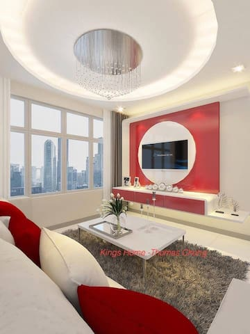 Central condo in CBD :) - Ho chi minh - Byt