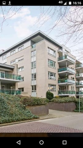 Penthouse Zuid-Limburg - Hoensbroek - Apartment