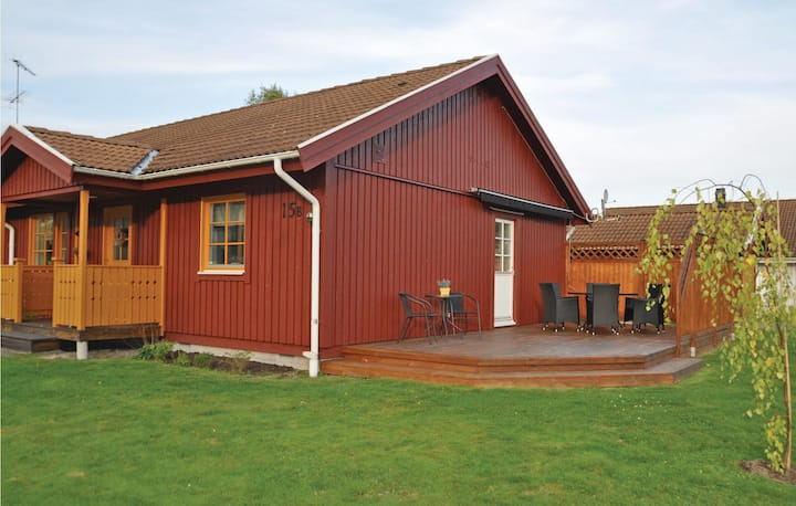 Stunning home in Svanskog with WiFi and 2 Bedrooms