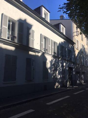 Studio dans le Centre de Fontainebleau - Fontainebleau - House