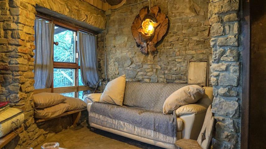 """""""Живая Вода"""": гостиная-спальня для двоих"""