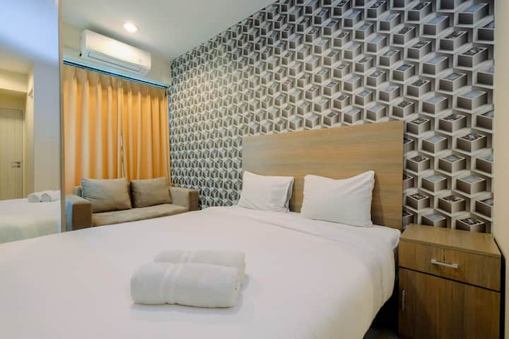 Premium Studio @ Grand Kamala Lagoon Apartment