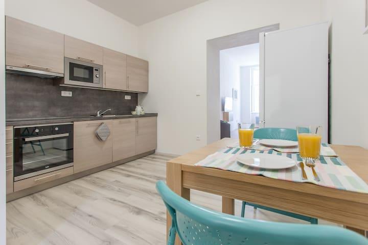 "Rezidence Rumunska - Luxury apartment ""Moravia"""