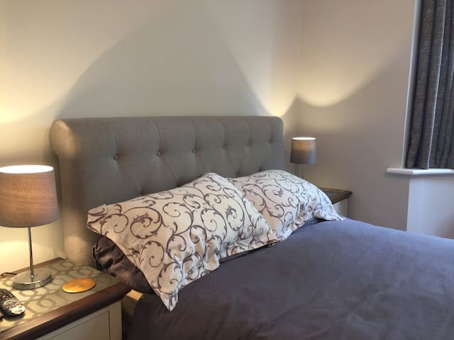 Comfortable clean and restful double room