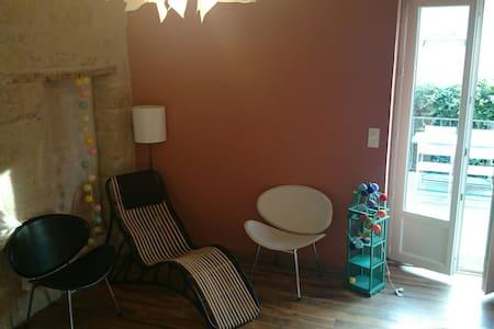 Apartment 75m² terrace 12 pax max