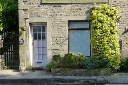 Quiet and spacious private studio/apartment - Hebden Bridge - Casa