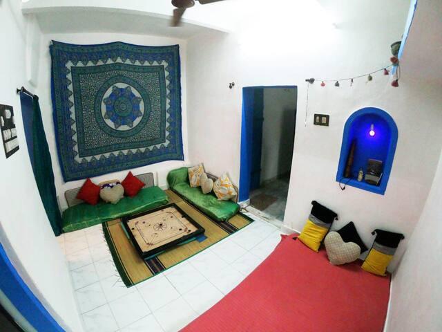 Cozy apartment with AC in Pondicherry