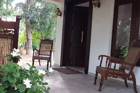 Calm, Quiet Luxury away from the city! The Bliss