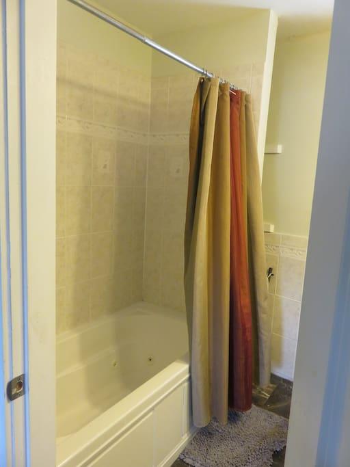 Ensuite Private Bathroom