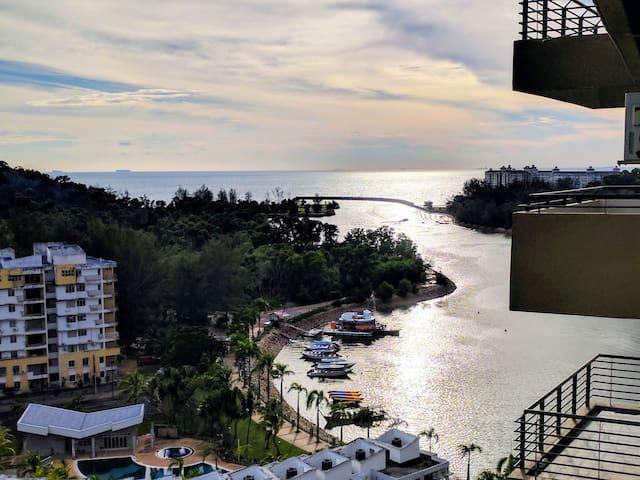 PD Pirate's Bay @ Straits View Villas