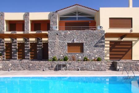 Pool Villa Zefi near Aegina town - Egina