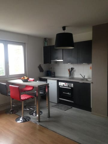 Appartement 60 m2 centre ville d'Amiens - Amiens - อพาร์ทเมนท์