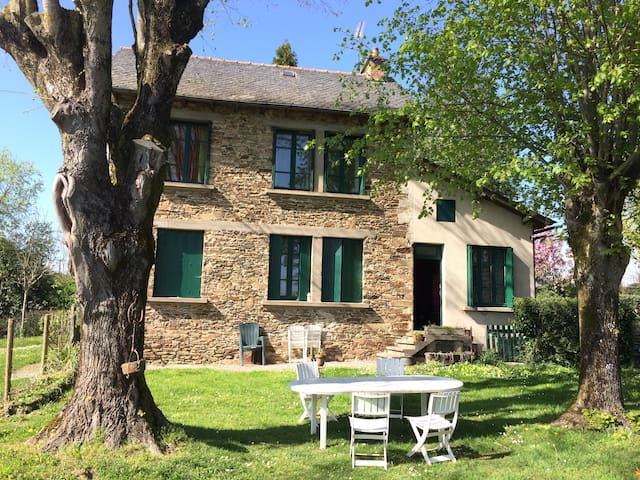 Country house between Albi & Rodez - Camjac - Casa