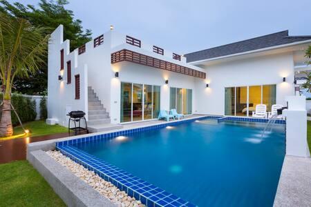 Sivana Gardens Pool Villa - P51 - Tambon Nong Kae
