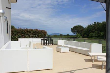 private room luxury villa - sutri - Vila