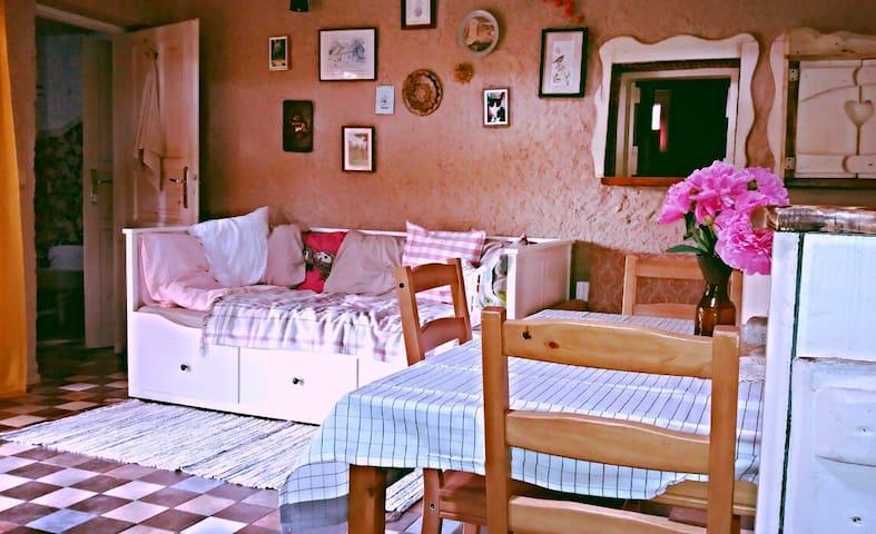 Spokojny domek  na Kaszubach !!! ☺ - Pomlewo