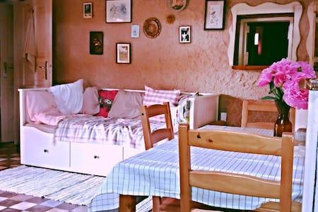 Spokojny domek  na Kaszubach !!! ☺ - Pomlewo  - House
