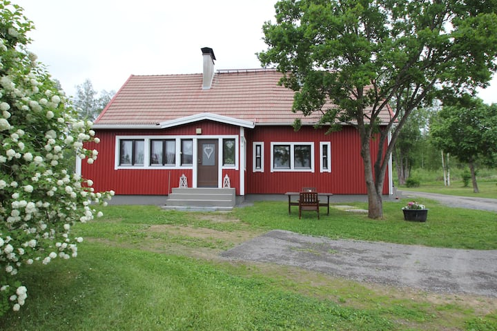Villa Taikinajoki, free Wi-Fi , for 10 Person