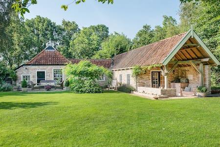 Paradise with 3000 m Garden - Lippenhuizen - Rumah