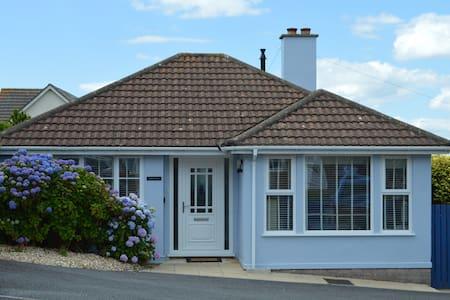 Moorview,  Salcombe  - A detached bungalow