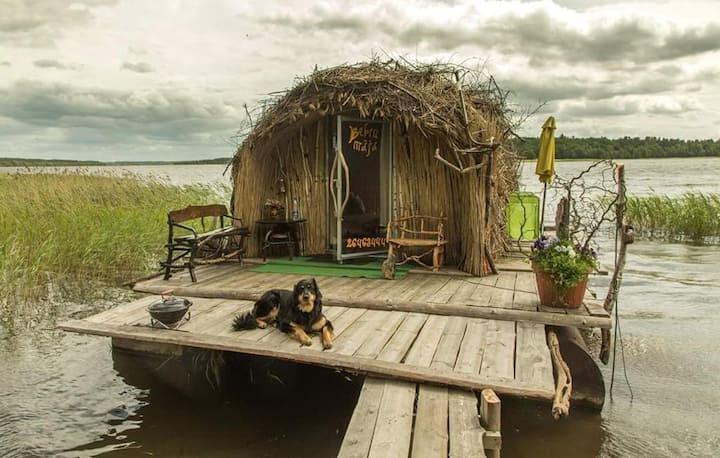 Bebru māja (Beaver house)