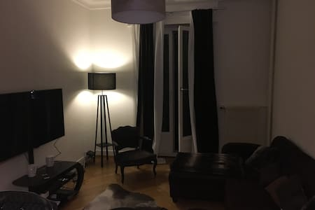Charming apartment Great location Geneva - Carouge