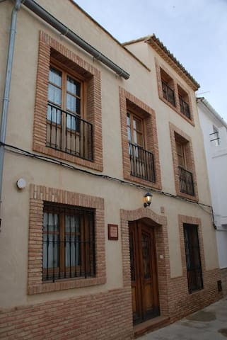CASA RURAL EL RINCÓN. VALENCIA. BUÑOL. SPAIN WIFI - Yátova - บ้าน