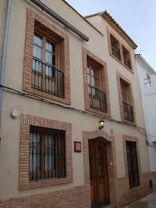 CASA RURAL EL RINCÓN. VALENCIA. BUÑOL. SPAIN WIFI - Yátova - Haus