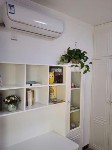 三亚市  热海院 校园 温馨书房 独立卧室  尽享书香 - Sanya Shi - Bed & Breakfast