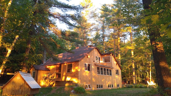 The Lodge at Papoose Pond