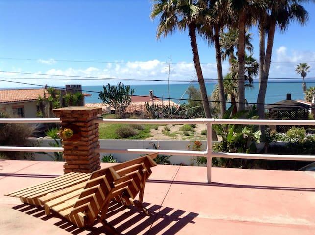 Charming house & ocean view