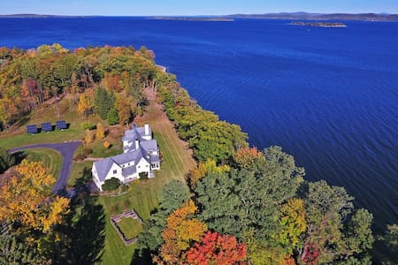 Regal 4BR South Hero House on Lake Champlain - South Hero