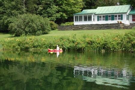 Charming 2 Bedroom Cottage in Strafford, Vermont - Strafford - 一軒家