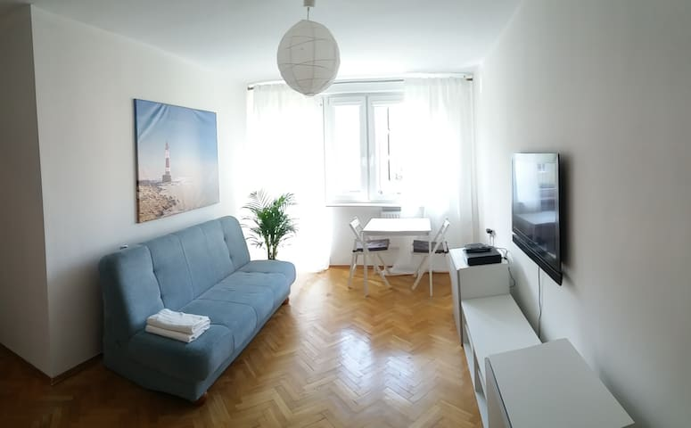 Szampański Apartament nad morzem (Dworska 29) - グダニスク - アパート